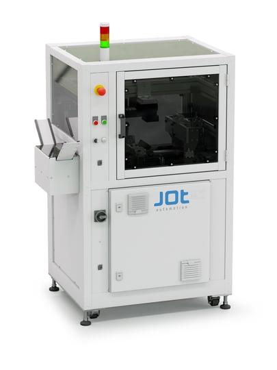 JOT Rapid Test Assembly station